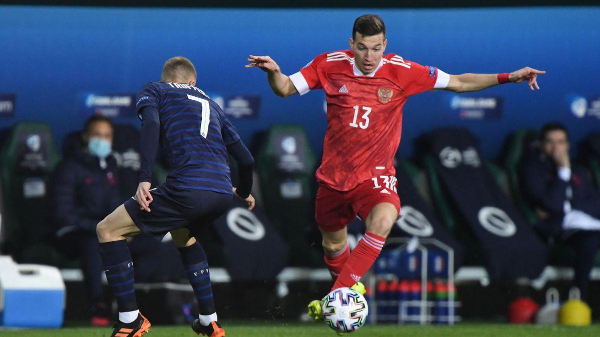Денис Макаров (Россия) вошел в символическую сборную молодежного чемпионата Европы-2021 - Eurosport